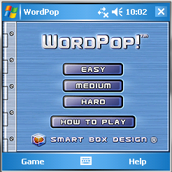 Word Pop Square Start